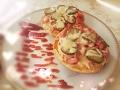 Mini pizzanin asan hazirlanmasi