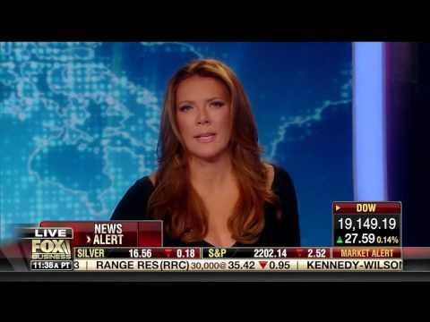 """Harlan Hill on Fox Business """"Intel Report w/ Trish Regan"""" (11/30/16)"""