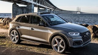 A very uniquely specced 2018 audi sq5 in quantum gray and black optics, is our model this time. enjoy! i also suggest that you visit the popular (over 1 mill...