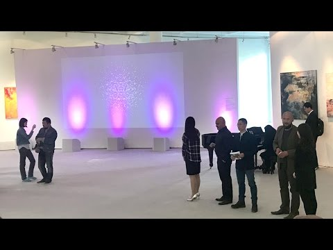 """Partnerships"" at the Museum of Contemporary Art Beijing, 2017 