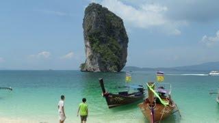 Krabi - Beautiful and amazing islands - Thailand