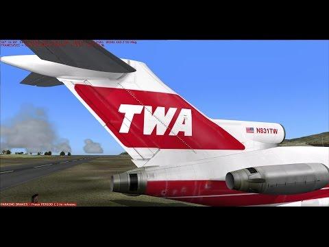 TWA 727 HIJACK 1985 - DEMIS ROUSSOS RELEASE