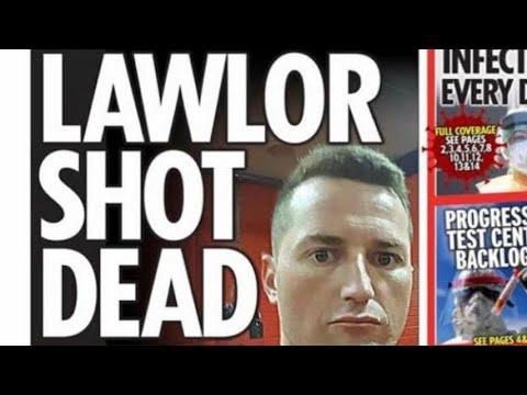 War For Drogheda And Death Of Robbie Lawlor