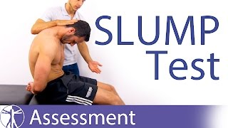 The SLUMP Test | Neurodynamic Testing