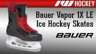 bauer Vapor 1X Limited Edition Skate Review
