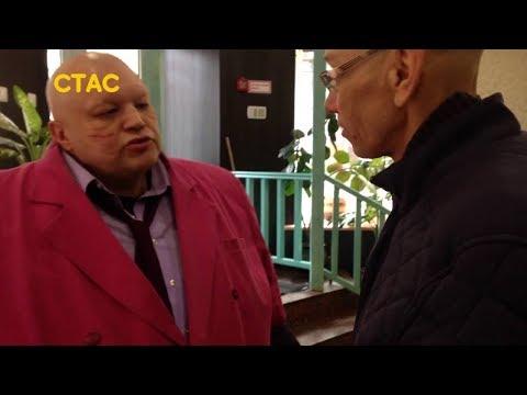 КОСТЯ ЦЗЮ И СТАС БАРЕЦКИЙ РАЗБОРКА НА ДОРОГЕ - видео онлайн