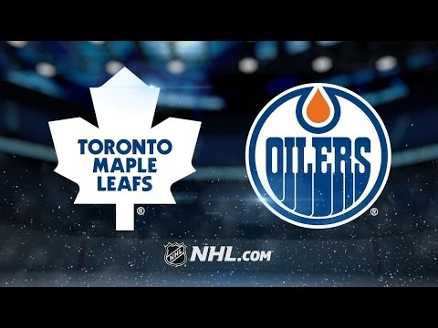 McDavid, Eberle power Oilers past Maple Leafs
