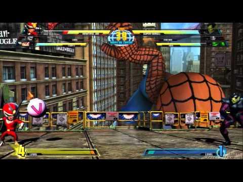 Marvel vs. Capcom 3: Viewtiful Joe...