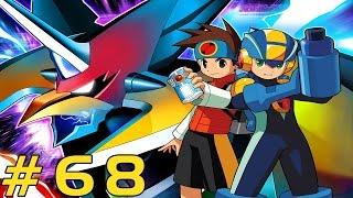 Mega Man Battle Network 6 Falzar (JP) - Part 68: ProtoMan FZ