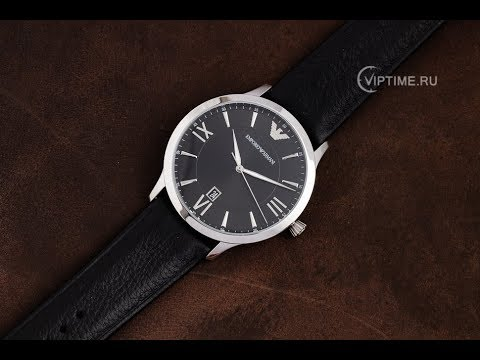 ⌚ Watch Review Emporio Armani AR11210 ✅ Viptime.ru