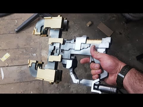 How To Make Plasma Cutter From Dead Space 3 Youtube