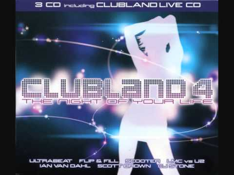 Clubland 4 Tiffany Gayle - Do You Wanna Dance (KB Project Mix)