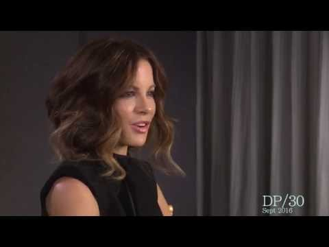 Interview with Kate Beckinsale.