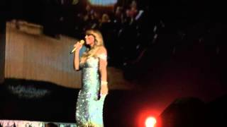 Mariah Carey - When You Believe HD Sweet Sweet Fantasy Tour #Leeds