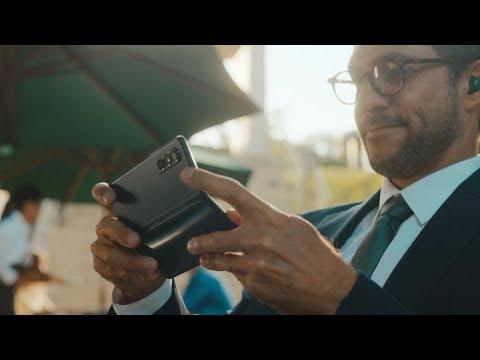 Download Galaxy Z Fold3 5G: Use Case Film   Samsung