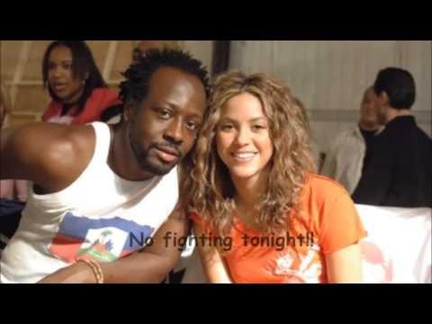 Shakira & Wyclef Jean  Bamboo Spanish version lyrics