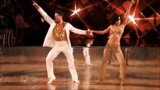 Rumer Willis and Val Chmerkovskiy - Salsa