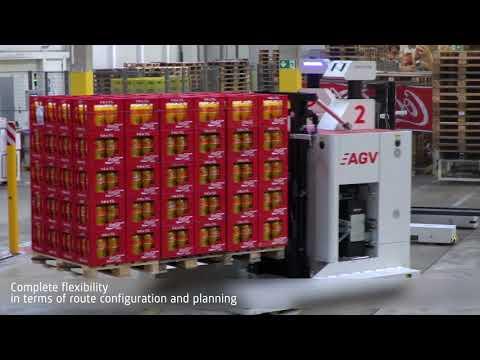 AGV System Logistics