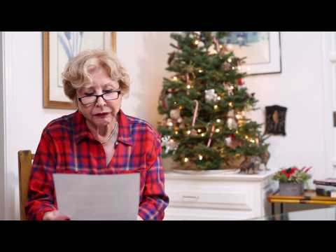 Michael Learned reads