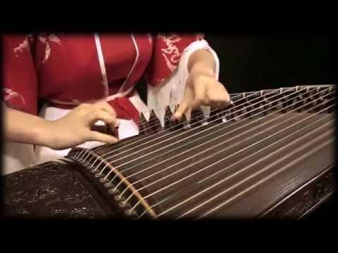 Sun Quan the Emperor - Guzheng & drum cover