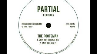 The Rootsman Jah Meek Only Jah Jah Lifted Me Up Partial 10PRTL10014