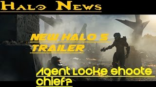 New Halo 5 Trailer Agent Locke: All Hail the Hero