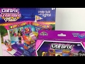 Lite Brix Sunset Island Mall Toy Store and Fashion Kiosk build and review