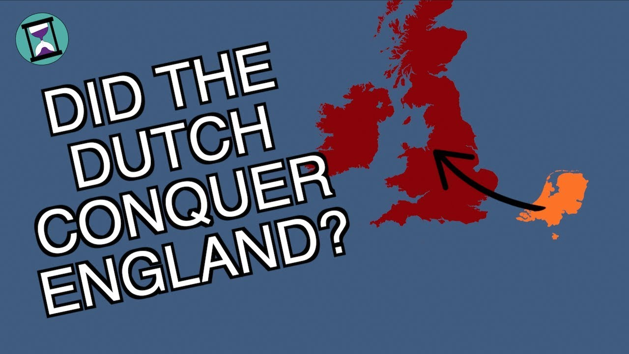 Was the Glorious Revolution a Dutch Conquest? (Short Animated Documentary)