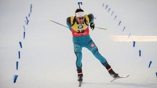 Martin Fourcade - Sprint Kontiolahti 2017