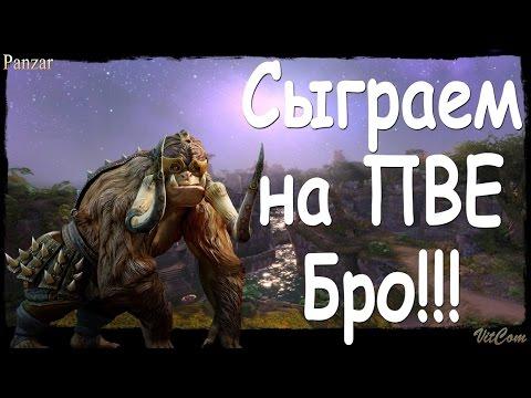 видео: panzar. Сыграем на ПВЕ Бро!!!