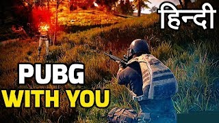PUBG Live Stream in HINDI | Gameplay with Subscribers