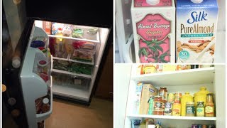 What's In My Fridge & Pantry
