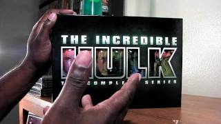 Boxed Set Reviews - (Season #3 - Ep. #20 - The Incredible Hulk: The Complete Series - 1978-1982)