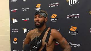"""The Wolf"" Darrion Caldwell Hungry for ""Pitbulls"" After Bellator 204"