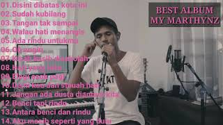 Download Lagu FULL ALBUM NOSTALGIA TERPOPULER - COVER MY MARTHYNZ mp3