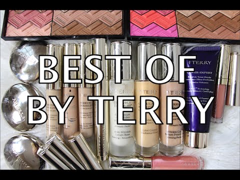 BEST of BY TERRY MAKEUP Including new Sun Designer Palettes Review