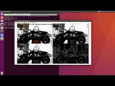 Install OpenCV on Jetson TX2 | SHIROKU NET