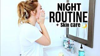 Night Time Skin Care Routine | Ashley Nichole