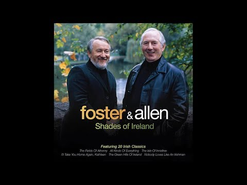 Foster And Allen - Shades Of Ireland CD