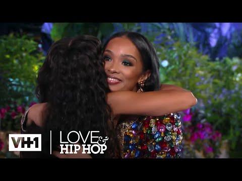 Moniece & Princess Hug It Out | Love & Hip Hop: Hollywood