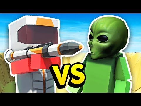 INCREDIBLE ALIEN INVASION IN ANCIENT WARFARE 3 (Ancient Warfare 3 Funny Gameplay)