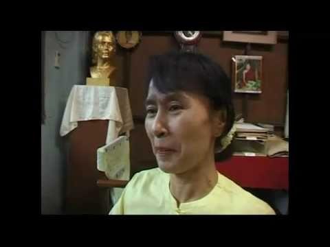 Daw Aung San Suu Kyi Brighton Festival 2011