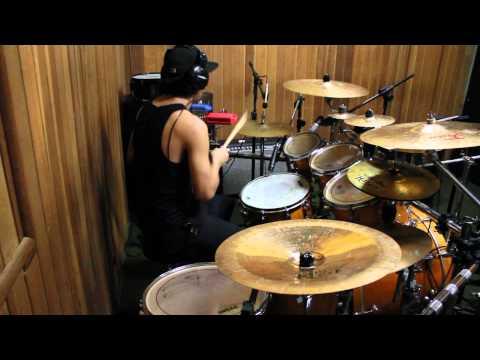 Filipe Alexandre Lima - Kirk Franklin - Brighter Day (Drum Cover)