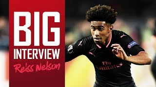 REISS NELSON: Exclusive in-depth interview