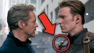"AVENGERS ENDGAME Trailer Breakdown! ""Special Look\"" CGI Explained!"