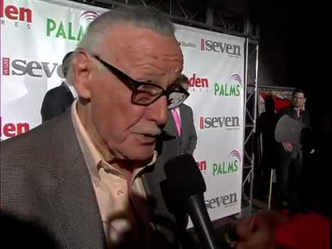 Stan Lee's Red Carpet at Brenden Theaters