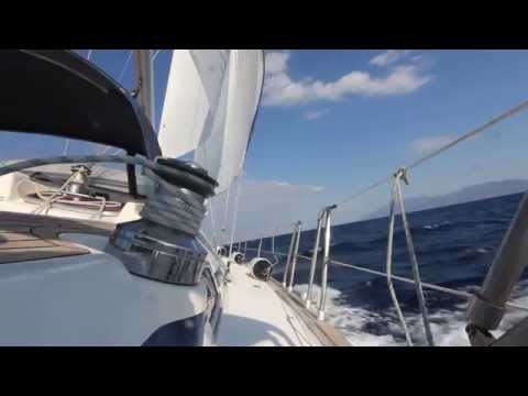 Sailing the Dodecanese