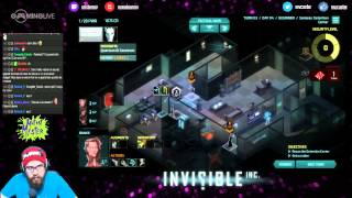 Matin Mister - EP 008 - Invisible, Inc. (1/3)