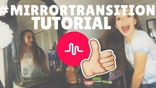 How to do the #MirrorTransition on Musi...