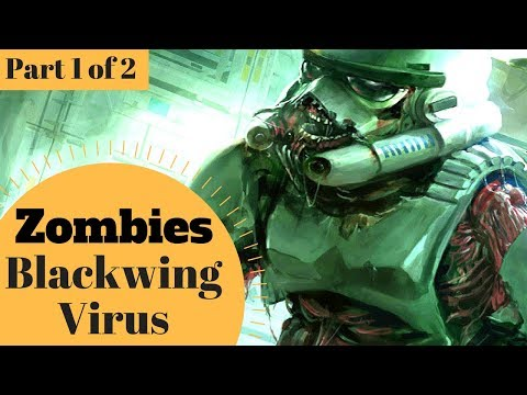 ZOMBIES IN STAR WARS! - Blackwing Virus & Dathormir Witches - Star Wars Scary Legends Lore  - Part 1